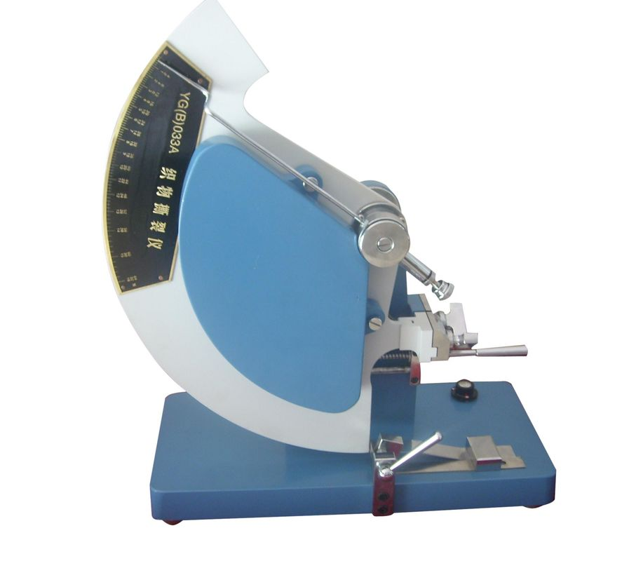 Fabrics Paper Testing Equipments Elmendorf Tearing resistance Strength Tester