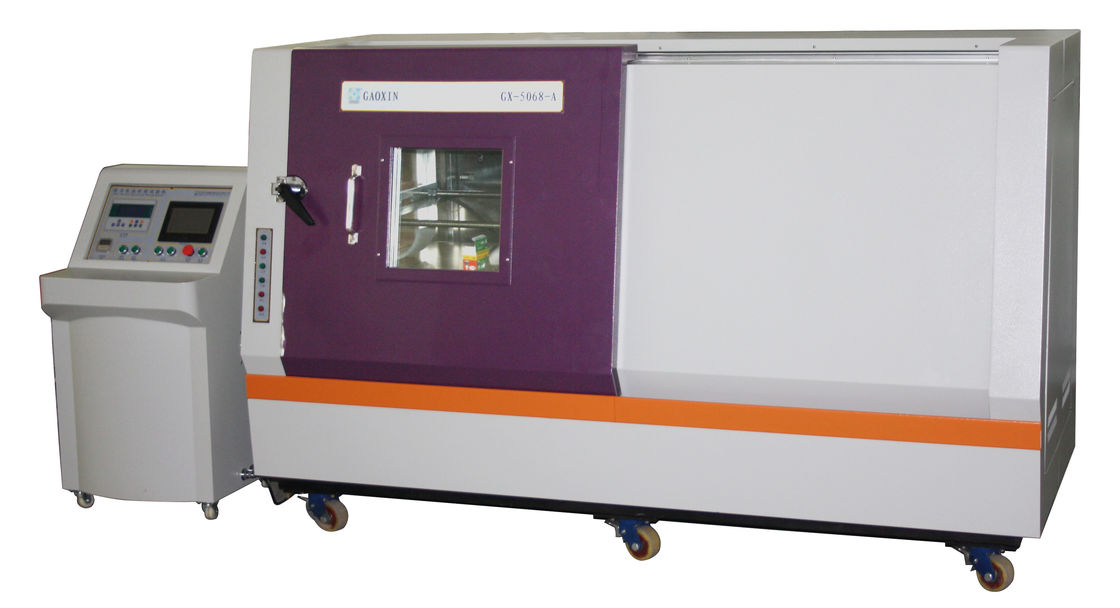 Horizontal Nail Penetrating Battery Testing Equipment With Remote Computer Control