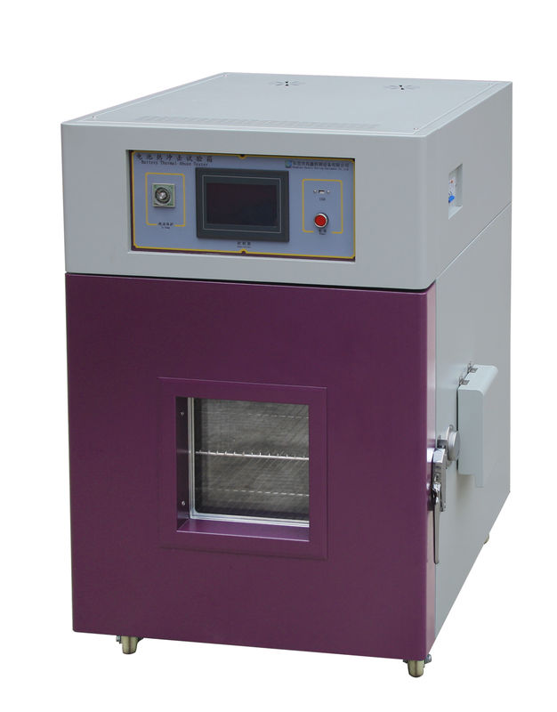 PLC Full Control Touch Screen Battery Thermal Shock Test Chamber 304 Stainless Steel
