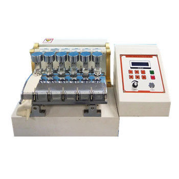 Textile Leather Dyeing Fastness-Rubbing Tester JIS L0801 Color Fastness Tester
