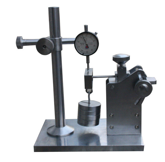 Professional BS Footwear Tester Stiffness Test Machine For Shoe Shanks