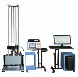 Chine 1900KG 380V 50HZ Half Sine Shock Test Equipment With Safety Protection Systems usine